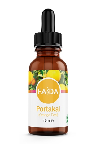 Portakal Yağı-Orange Peel(10 ml)
